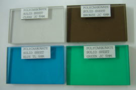 Highie - Polycarbonate Sheet - PC Solid Sheets